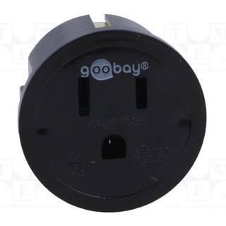 Goobay Travel Adapter (45350)