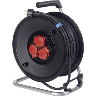 as - Schwabe 20124 3-way 40m Cable Drum