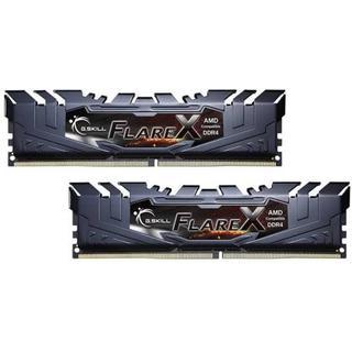G.Skill Flare X DDR4 3200MHz 2x8GB for AMD (F4-3200C16D-16GFX)