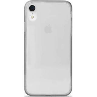 PURO 0.3 Nude - Etui iPhone Xs / X (czarny przezroczysty