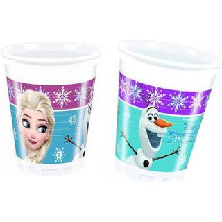 Disney Plastikkopper Frost 8-pieces