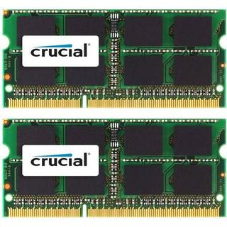 Crucial DDR3 1600MHz 2x4GB for Mac (CT2K4G3S1067M)