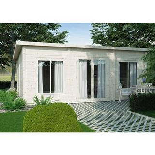 Luoman Lillevilla 488 (Areal 24 m²) Forudindstillet pakke