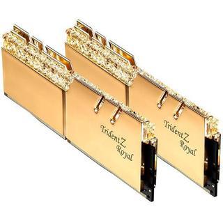 G.Skill Trident Z Royal RGB Gold DDR4 3600MHz 2x8GB (F4-3600C18D-16GTRG)