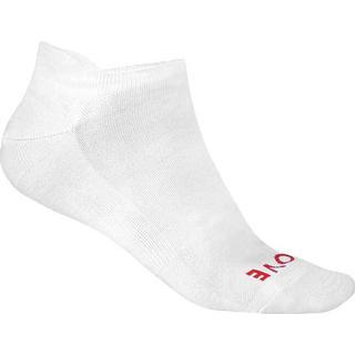 Gripgrab Classic No Show Sock Unisex - White