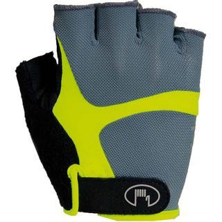 Roeckl Badi Gloves Unisex - Grey/Yellow
