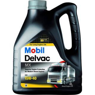 Mobil Delvac MX 15W-40 4L Motorolie