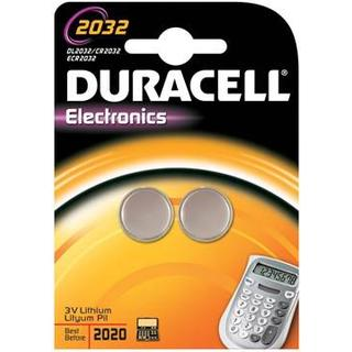 Duracell CR2032 Compatible 2-pack