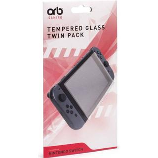 Orb Nintendo Switch Tempered Glass 2 Pack