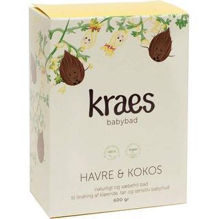 Kraes Babybad Havre & kokos 600g