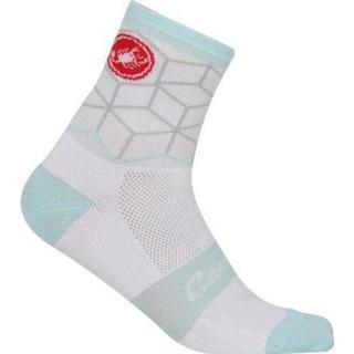 Castelli Vertice Socks - White