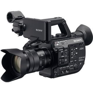 Sony PXW-FS5 II + E PZ 18-105mm 4 G OSS