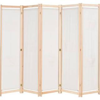 vidaXL 247106 5 Panels 200x170cm
