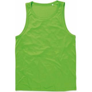 Stedman Active Sports Top Men - Kiwi Green