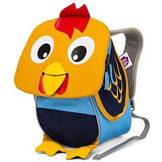 Affenzahn Richi Rooster Small - Yellow/Blue/Red