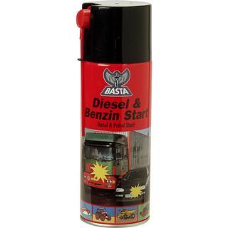 Basta Diesel & Benzin Start 400ml