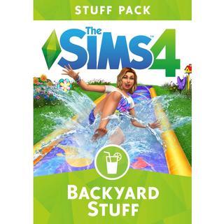 The Sims 4: Backyard Stuff Pack