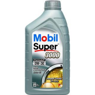 Mobil Super 3000 Formula P 0W-30 1L Motorolie