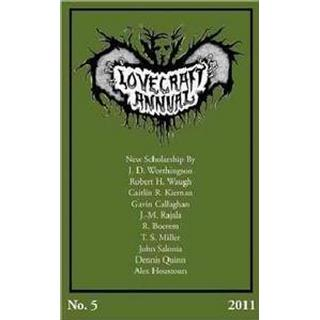 Lovecraft Annual No. 5 (Paperback, 2011)