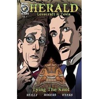 Herald: Lovecraft and Tesla (Hæfte, 2017)