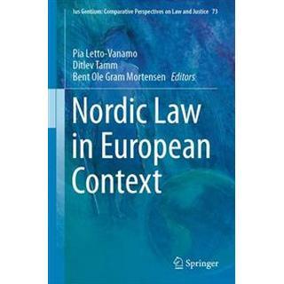 Nordic Law in European Context (Hardback, 2019)