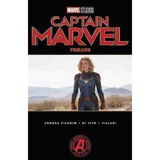 Marvel's Captain Marvel Prelude (Hæfte, 2019)