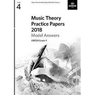 Music Theory Practice Papers 2018 Model Answers, ABRSM Grade 4 (Ukendt format, 2019)