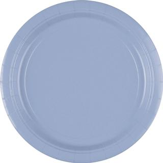 Amscan Plates Blue 8-pack