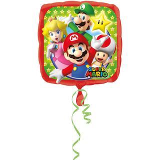 Amscan Foil Ballon Standard Mario Bros