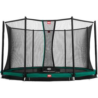 Berg Favorit InGround 380cm + Safety Net Comfort