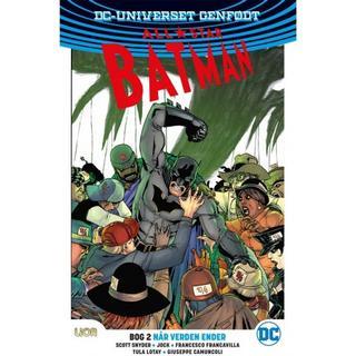 All Star Batman 1: Når verden ender (Indbundet, 2019)