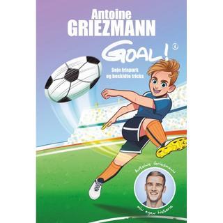 Goal 1: Seje frispark og beskidte tricks (Lydbog MP3, 2018)