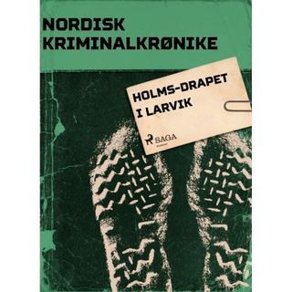 Holms-drapet i Larvik (E-bog, 2018)