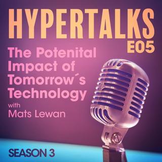 Hypertalks S3 E5 (Lydbog MP3, 2018)