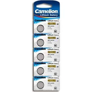 Camelion CR1632 Compatible 5-pack