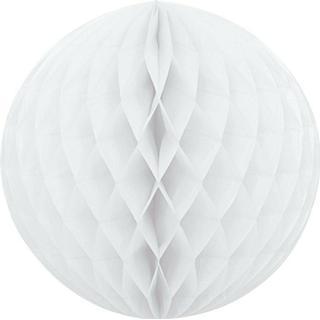 Unique Party Decor Honeycomb White