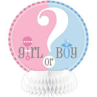 Unique Party Decor Gender Reveal 4-pack