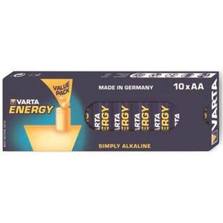 Varta AA Energy 10-pack
