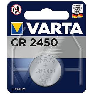 Varta CR2450 10-pack