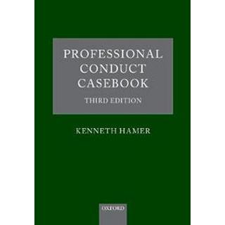 Professional Conduct Casebook (Hæfte, 2019)