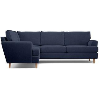 Marks & Spencer Copenhagen Small Left-Hand Leather Sofa 4 pers.
