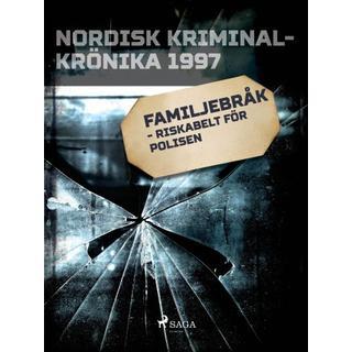 Familjebråk - riskabelt för polisen (E-bog, 2019)