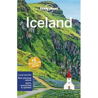 Lonely Planet Iceland (Hæfte, 2019)