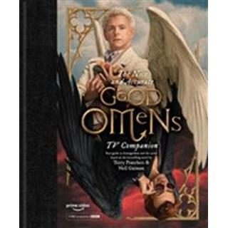 Nice and Accurate Good Omens TV Companion (Hardback)