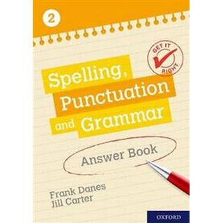 Get It Right: KS3; 11-14: Spelling, Punctuation and Grammar Answer Book 2 (Hæfte, 2019)