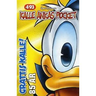 Kalle Ankas Pocket 493 Dubbelnummer (Hæfte)