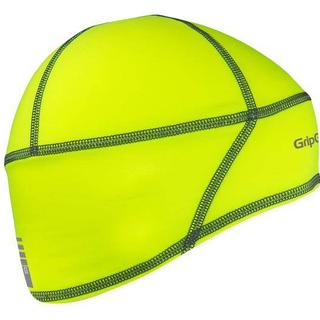 Gripgrab Lightweight Thermal Hi-Vis Skull Cap Unisex - Yellow