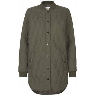 Global Funk Even Jacket - Dark Green