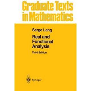 Real and Functional Analysis (Hardback, 1993)