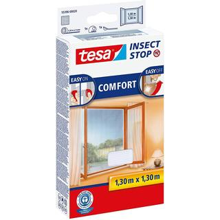 TESA Insect Stop Hook and Loop Comfort for Windows 130x130cm